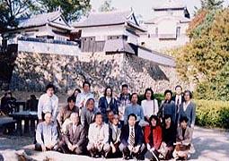 遠州普請の備中松山城見学
