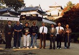 備中松山城見学・本丸