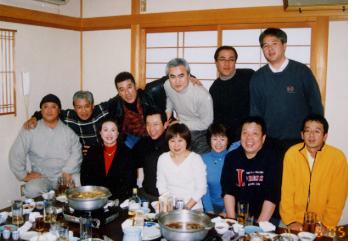 平成17年1月6日・懇談会