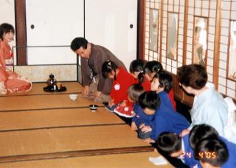 子供茶道塾