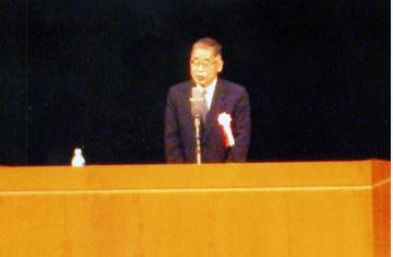 鍵山秀三郎先生による基調講演