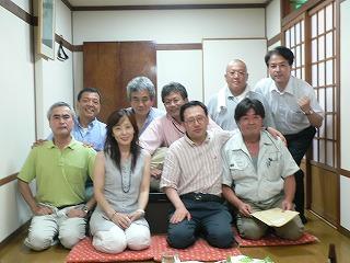 吉田さんご夫妻を囲む会