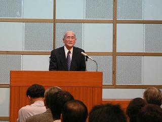 倉田先生の講演
