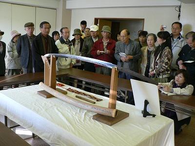 羽黒神社・太刀義隆特別見学