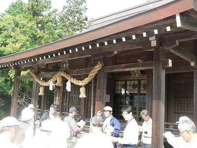船川八幡宮(新見市)