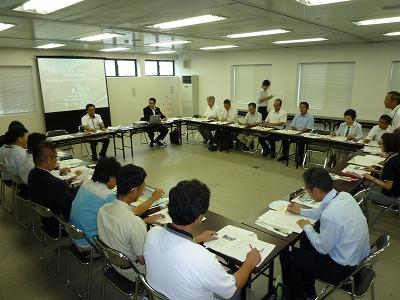第1回「備中高梁元気プロジェクト推進会議」