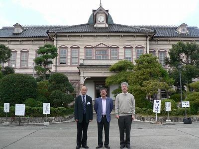 津山高校旧本館