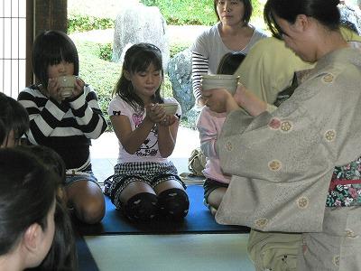 遠州こども茶道塾
