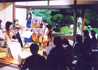 ガーデンコンサート