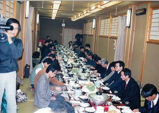 新とくしま県民運動推進協議会(事務局徳島県庁)との交流会