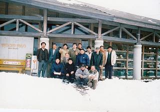 第1回中四国特産品観光交流懇談会に参加・川上村ウッドパオ