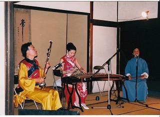 頼久寺ガ-デンコンサ-ト