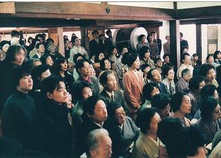 小堀遠州公没後350年記念事業協力・家元献茶式