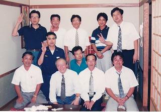 法政大学田村名誉教授を囲む会