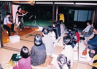 ガーデンコンサート・小堀遠州の世界97
