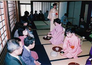遠州茶会「茶道表千家」小堀遠州の世界97