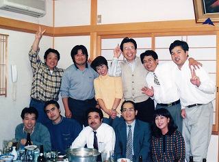 早稲田大学宮口教授を囲む会