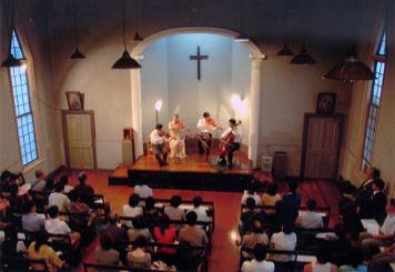 エルデーディ弦楽四重奏団