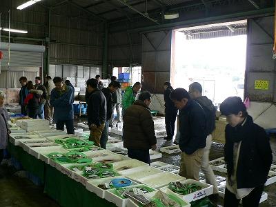玉島魚市場