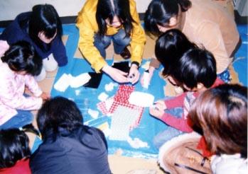 手づくり遊び教室