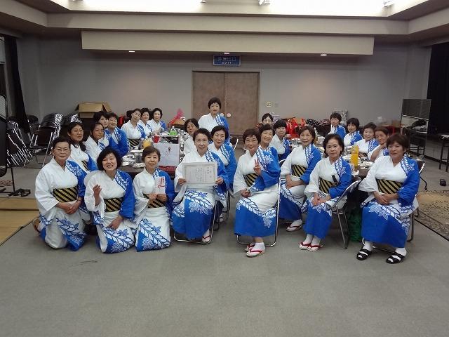 8松山踊り